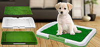 Туалет для собак Puppy Potty Pad, коврик лоток для собак