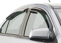 Ветровики Audi A4 Avant B6, B7 2001+, Дефлекторы окон Ауди А4 Авант Б6, Б7