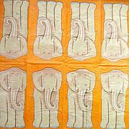 Салфетка декупажная 33x33 см 20 Лось, фото 9