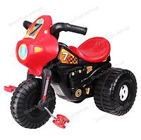 Детский трехколесный Мотовелосипед