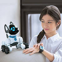 Интерактивный Робот Щенок Чип Wow Wee