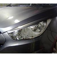 Реснички на фары R-TYPE - Hyundai Tucson iX / ix35 (ROTEC)