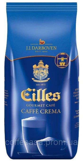 Кофе в зернах J.J. Darboven EILLES Gourmet Caffe Crema 1 кг