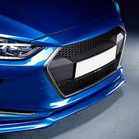 Решетка радиатора - Hyundai Avante AD / Elantra AD (ADRO)