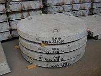 ПН 10с бетонные днища колодцев