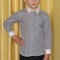 Модная стильная рубашка для мальчика Coolclub р.116 супер качество