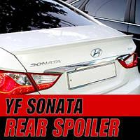 Спойлер на крышку багажника  - Hyundai YF Sonata / i45 (PATMOS)