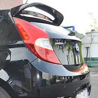 Спойлер на крышу - Hyundai New Accent Wit / Solaris Hatchback (ONZIGOO)