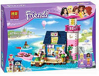 "Конструктор Bela Friends 10540 ""Маяк в Хартлейке"" (аналог LEGO Friends 41094), 478 дет​."