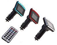 Модулятор Трансмиттер MP3 FM TF LCD СX-001