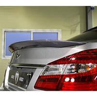 Задний лип-спойлер на багажник - Hyundai Genesis (M&S)