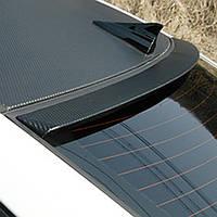 Задний спойлер на стекло - Hyundai New Accent / Solaris  (MORRIS)
