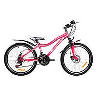 Горный подростковый велосипед Titan fantasy 24 (2016) VB