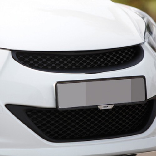 Решетка радиатора + нижняя решетка - Hyundai Avante MD / Elantra MD (NOBLE STYLE)