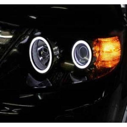 "LED-кольца ""ангельские глазки"" - KIA Sorento R (LED & CAR), фото 2"