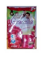 Чай растворимый Granella 400 г со вкусом малины  гранулы