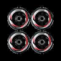 Запасные колеса для роликов Botas In-Line (4 шт) 90 мм/82А (ND-88900-0-090)