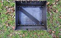 """Переносной мангал """"Вакула"""" из высококачественной стали 2мм 6 шампур, фото 1"""