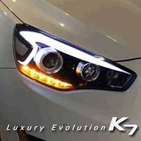 LED-модули ДХО 1533L2 Power LED 2Way с иллюминацией (P-8 COB Version) - The New K7 / Cadenza (EXLED)