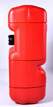 Бак топливный для подвестного лодочного мотора с датчиком топлива 24 литров, фото 2