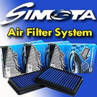 Воздушные фильтры нулевого сопротивления - KIA Sorento R (SIMOTA)