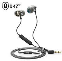 Наушники QKZ KZ X10 с микрофоном, фото 1