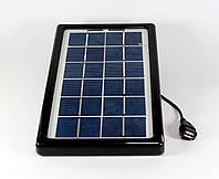 Солнечная зарядка Solar board 3W-9V + torch charger