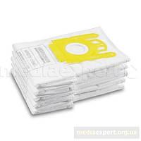 Фильтр сумки karcher fizelinowe 6.904-329.0 (5 штук)