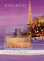 Женская парфюмированная вода Nina Ricci Love In Paris