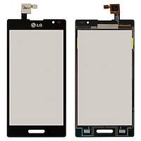 Сенсор LG P760/P765/P768 Optimus L9 (Чорний) Original