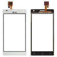 Сенсор LG P880 Optimus 4X HD (Білий) Original