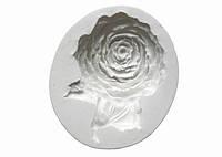 Силиконовый 3d молд Роза №2