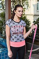 Женский костюм для фитнеса 6757