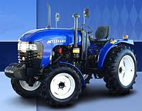 Новые модели тракторов Jinma
