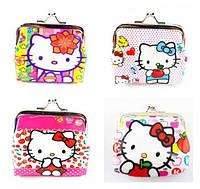 Детский кошелек Hello Kitty