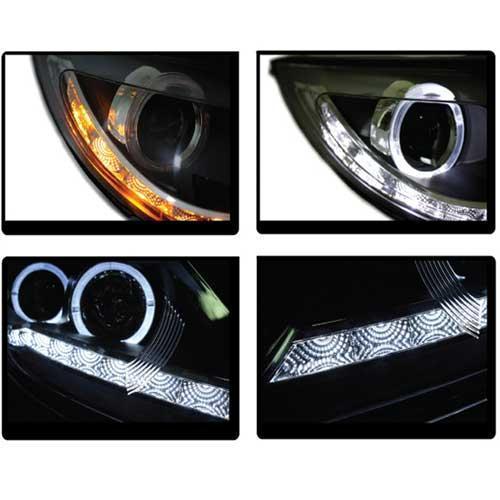 Передня оптика LED - KIA Sportage R (NOBLE STYLE)