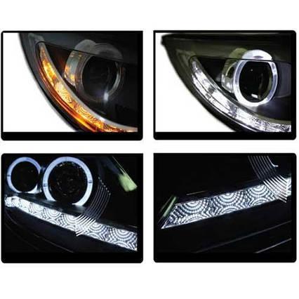 Передня оптика LED - KIA Sportage R (NOBLE STYLE), фото 2