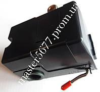 Автоматика для компрессора (пресостат) 380v Миол
