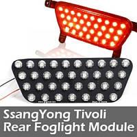 LED-модуль задней ПТФ - SsangYong Tivoli (GOGOCAR)