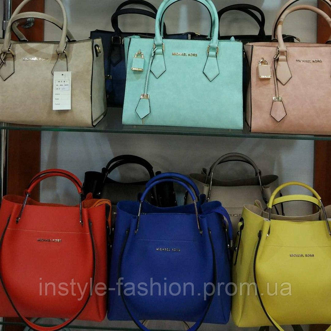 a0ff1747f0df ... Модная сумка Michael kors MICHAEL KORS копия цвет бордовый фурнитура  серебро, фото 4