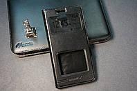 Чехол книжка для Xiaomi Redmi 4 цвет черный