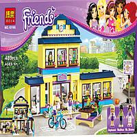 "Конструктор Bela Friends  10166 ""Школа Хартлейк Сити"" (аналог Lego 41005) 487 дет"