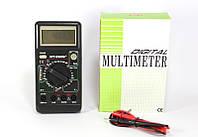 Тестер цифровой сверхточный  DT890B мультиметр, высокая точность измерений, защита от перегрузки
