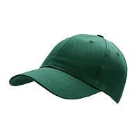 Кепка CoFEE BASIC-4050, темно-зеленая, от 10 шт