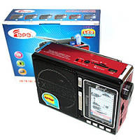 Радиоприемник Fepe FP-1337U, портативное радио