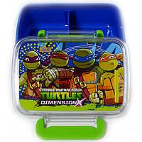 Ланчбокс Ninja Turtles с разделителем
