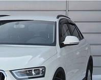 Ветровики Audi Q3 5d 2011+, Дефлекторы окон Ауди Ку3 5д, фото 1