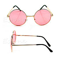 Розовые очки женские