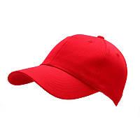 Кепка CoFEE BASIC-4050, красная, от 10 шт