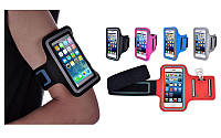 Чехол для телефона с креплением на руку для занятий спортом BTS-432 (для iPhone и iPod 18x7см), фото 1